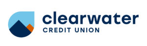 Clearwater Credit Union logo.