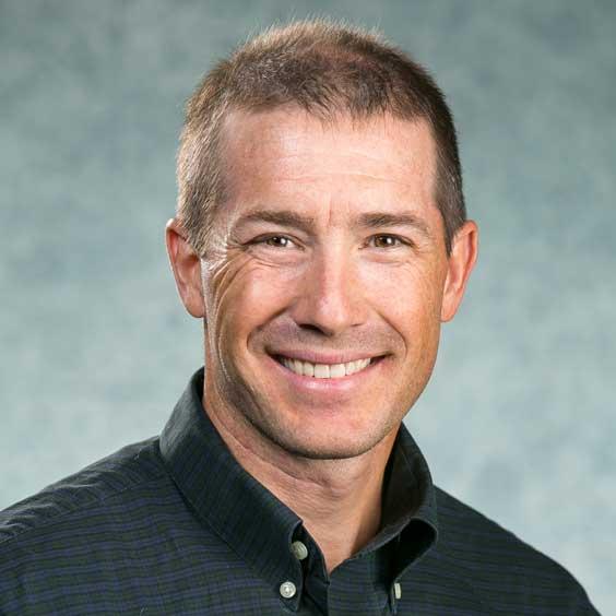 Clearwater Board Member, Geoff Gilbert.
