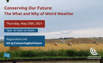 The What and the Why of Weird Weather.